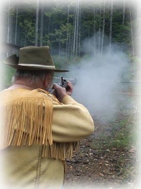Campbell River Gun Club – Black Powder Section